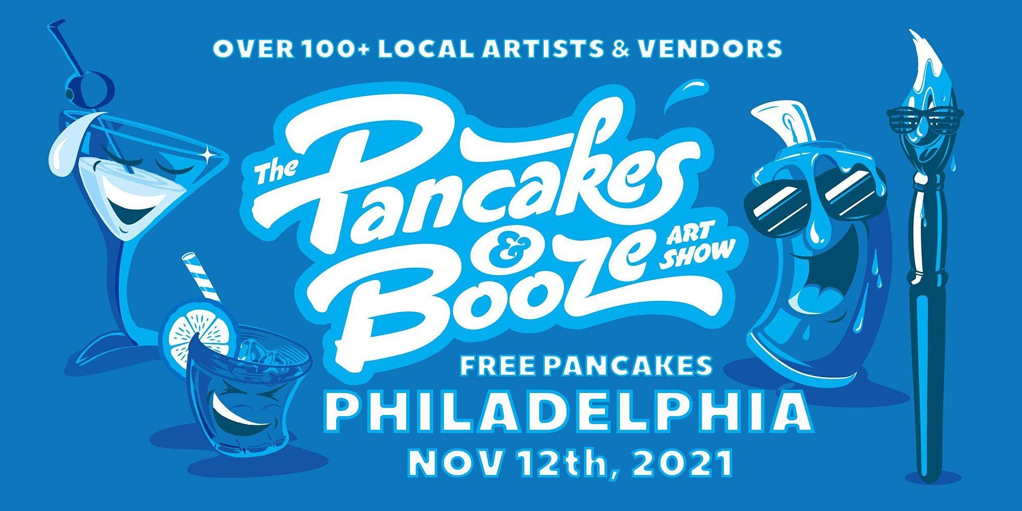 Pancakes & Booze: