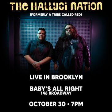 The Halluci Nation (Formerly A Tribe Called Red)-img