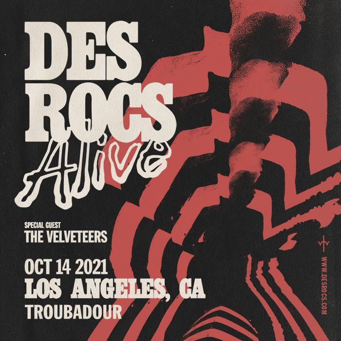 DES ROCS ALIVE: