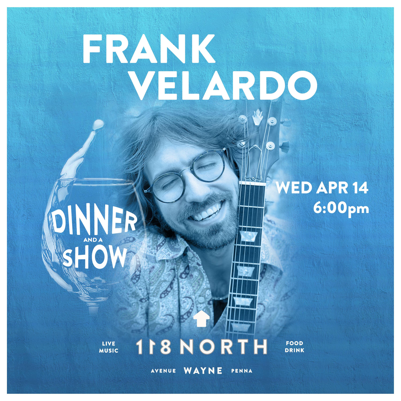 Frank Velardo: Main Image
