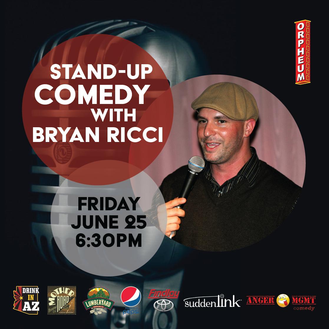 Bryan Ricci & Friends: Main Image
