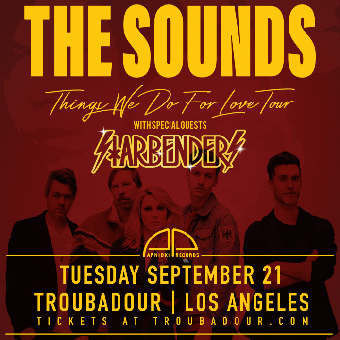 THE SOUNDS: