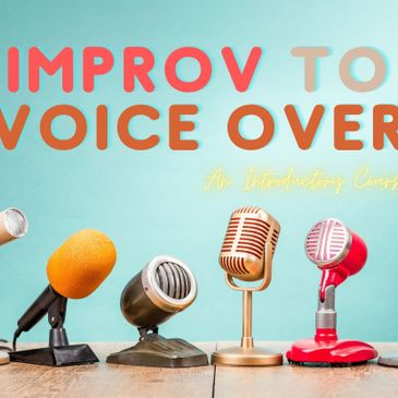 Improv to Voice Over - Online-img