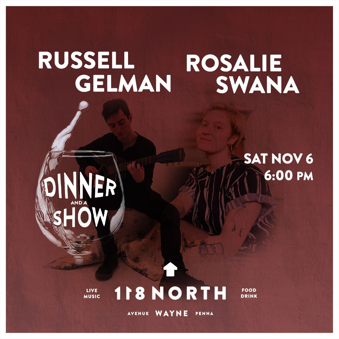 Russell Gelman + Rosalie Swana: