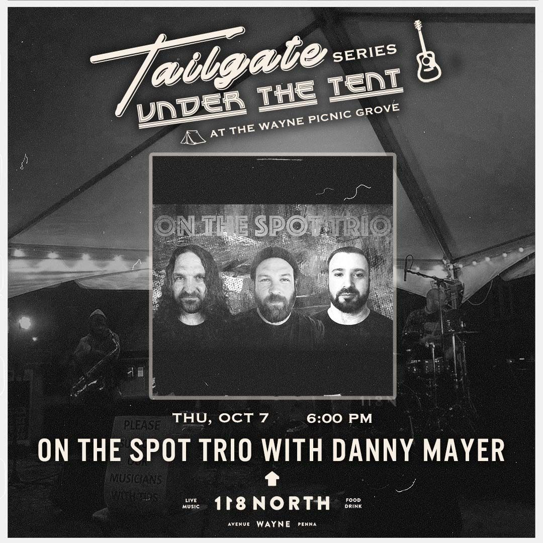 On The Spot Trio With Danny Mayer:
