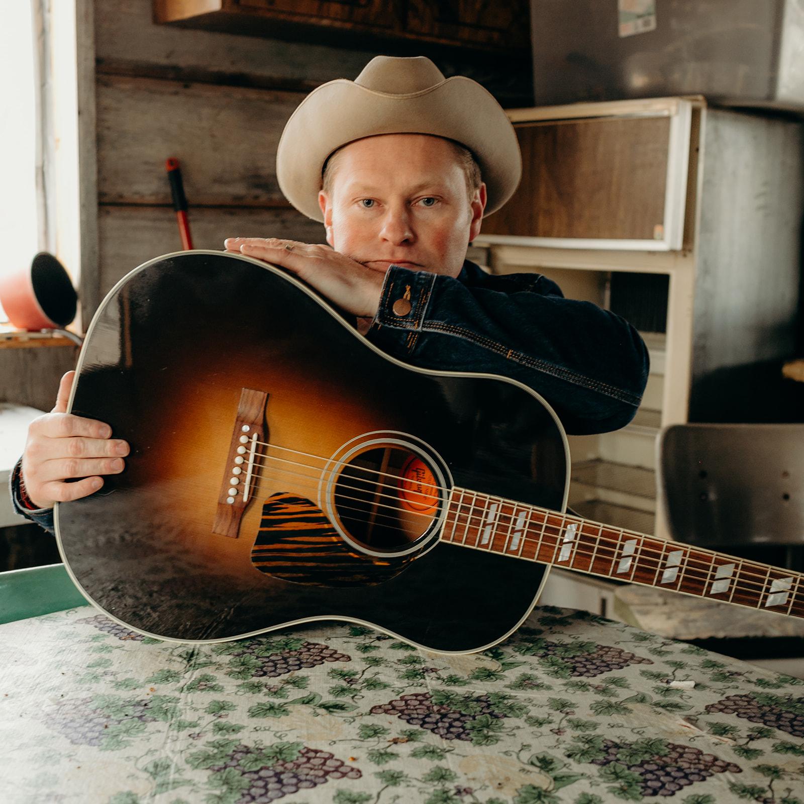 Kyle Nix (of Turnpike Troubadours): Main Image