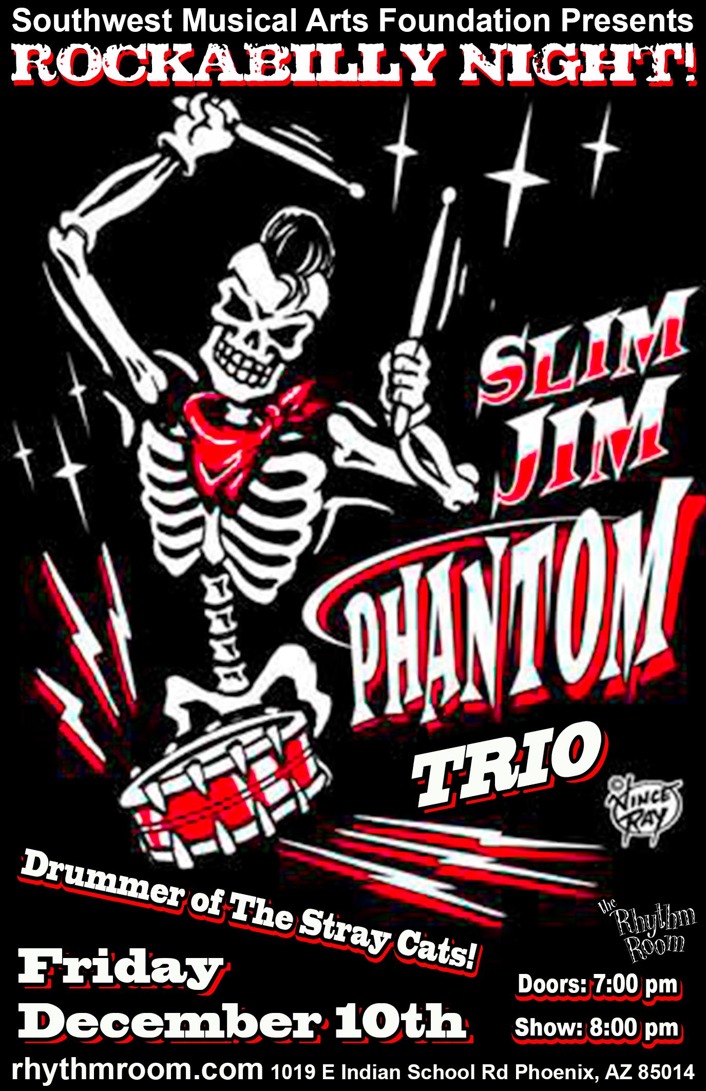Slim Jim Phantom Trio: Main Image