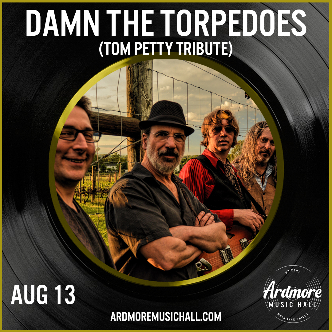 Damn the Torpedoes - A Live Tom Petty Concert Experience: