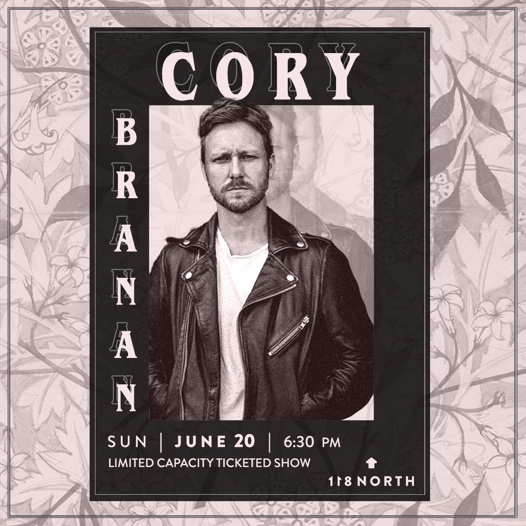 Cory Branan: Main Image