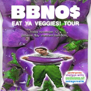 bbno$: eat ya veggies tour-img