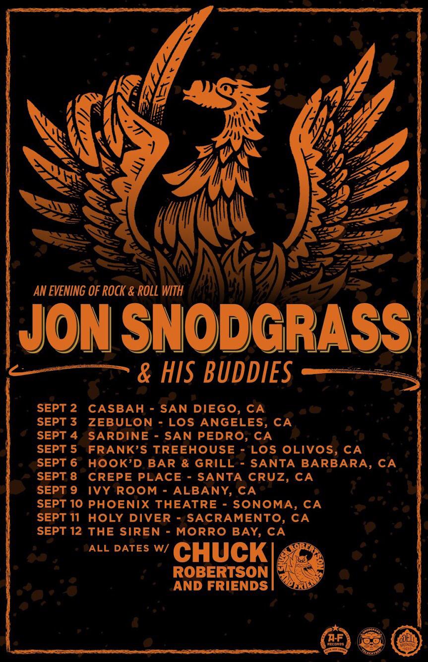 Jon Snodgrass & His Buddies: Main Image