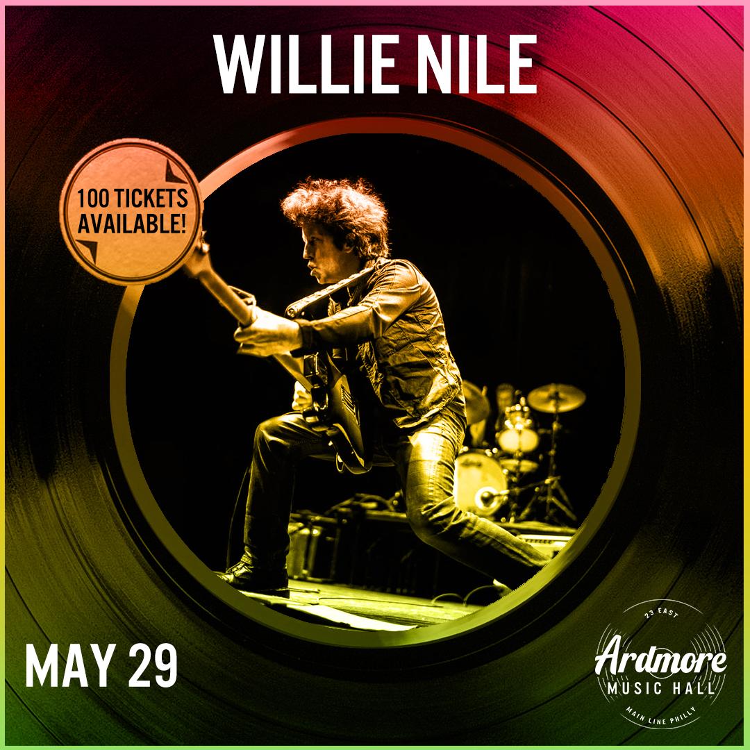 Willie Nile: Main Image