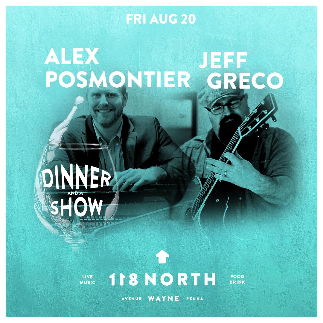 Jeff Greco + Alex Posmontier:
