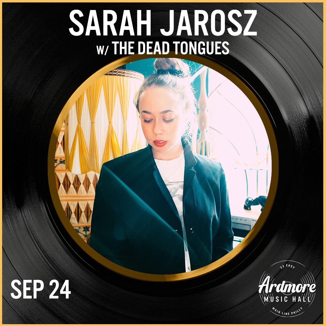 Sarah Jarosz: Main Image