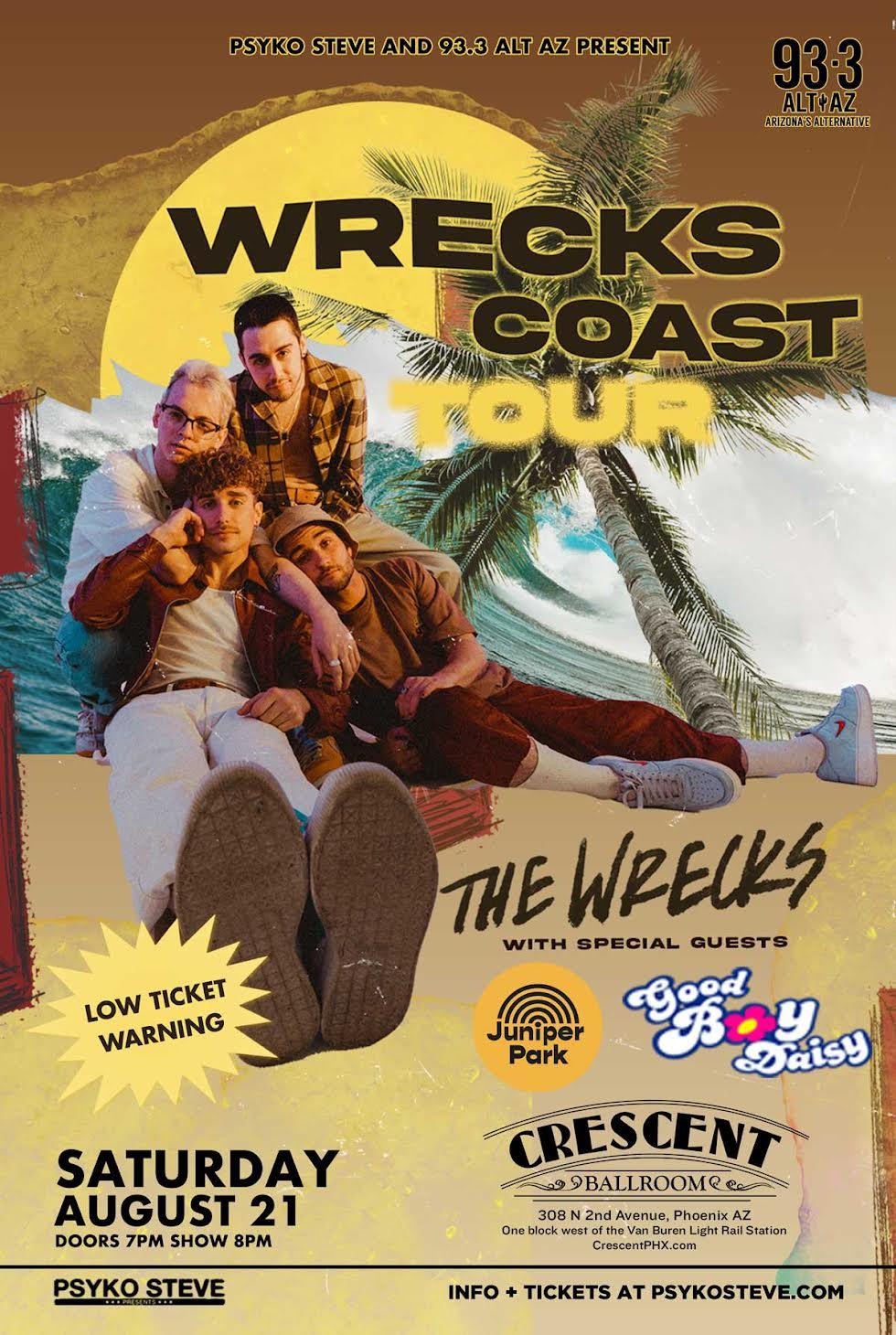 The Wrecks: Main Image