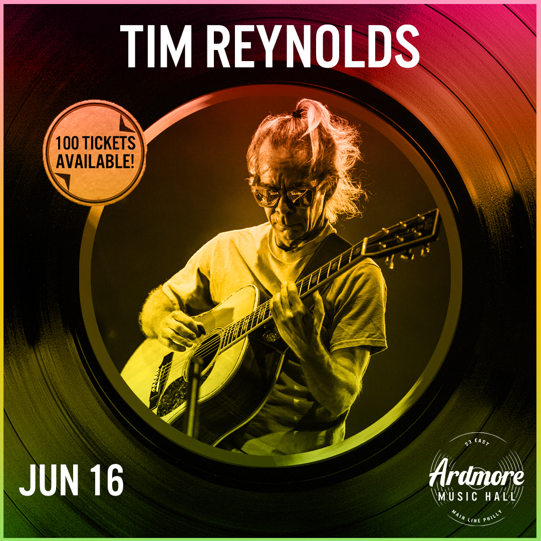 Tim Reynolds (solo): Main Image