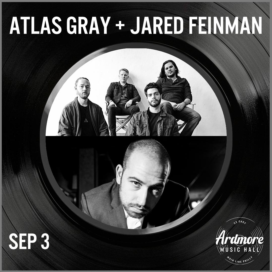 Atlas Gray + Jared Feinman: Main Image