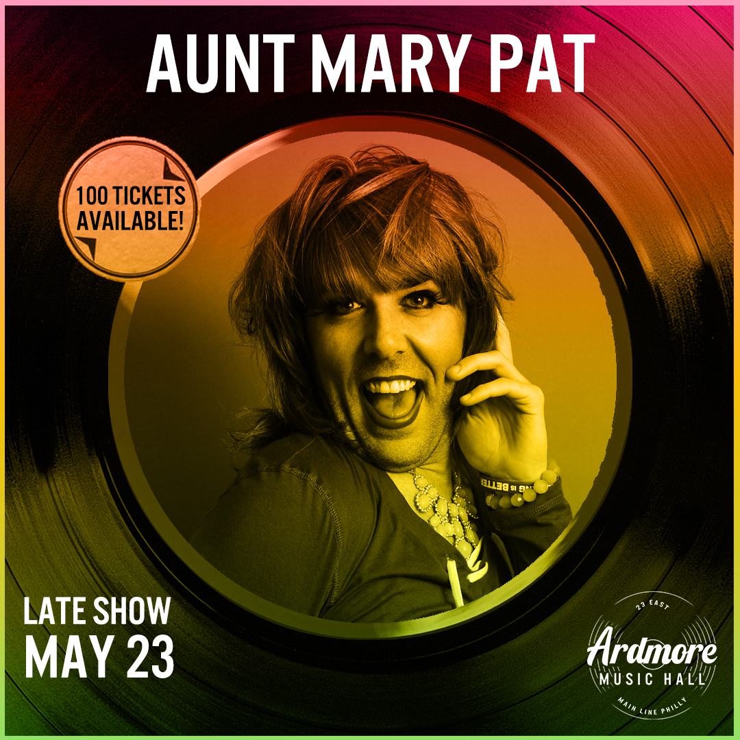 Aunt Mary Pat (Late Show): Main Image
