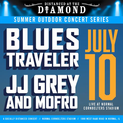 Blues Traveler & JJ Grey & Mofro: Main Image