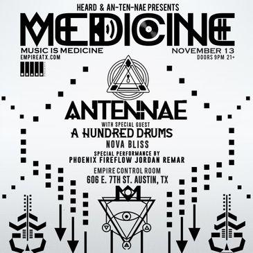 Heard and An-Ten-Nae Presents: Medicine ft. ANTENNAE-img