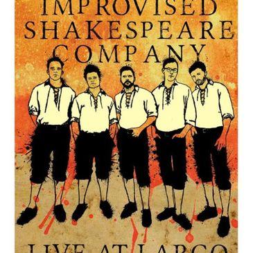 THE IMPROVISED SHAKESPEARE COMPANY-img