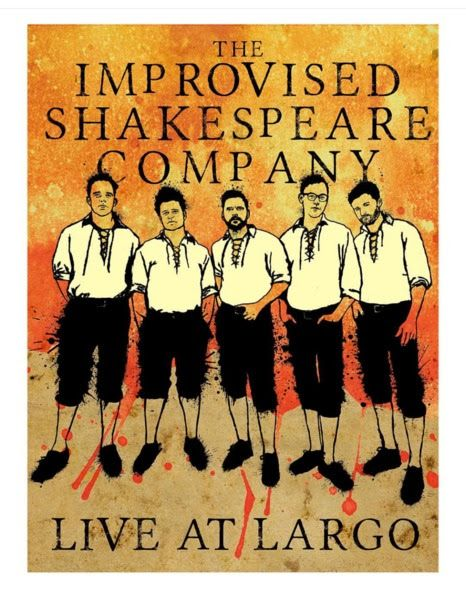 THE IMPROVISED SHAKESPEARE COMPANY: