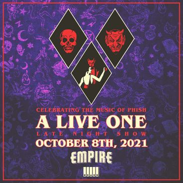 A Live One - Celebrating the Music of Phish-img