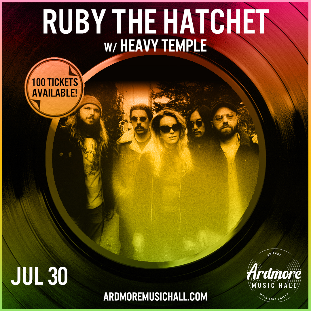 Ruby The Hatchet: Main Image