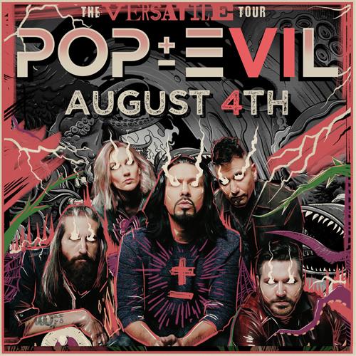 Pop Evil: Main Image