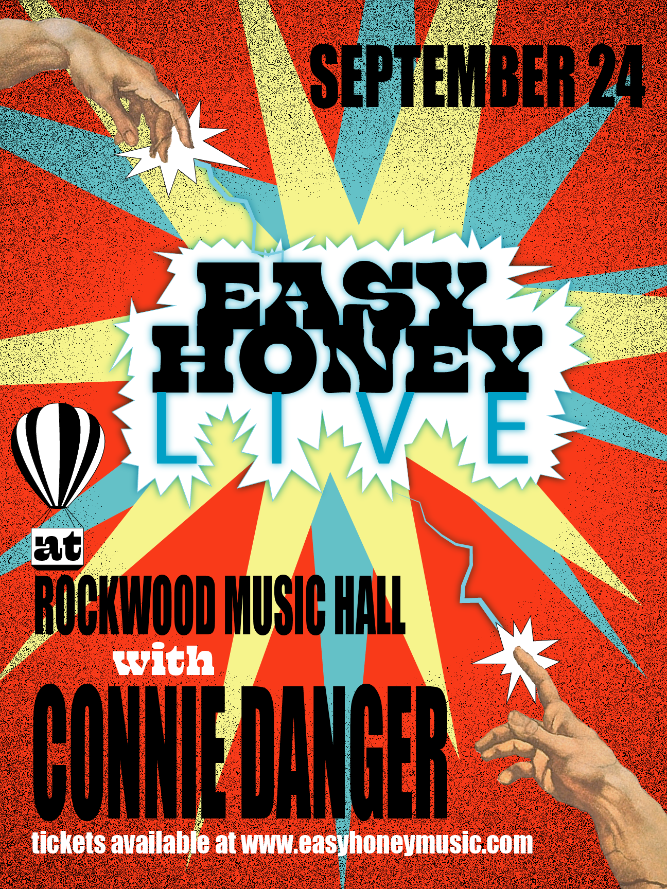 Easy Honey, Connie Danger: