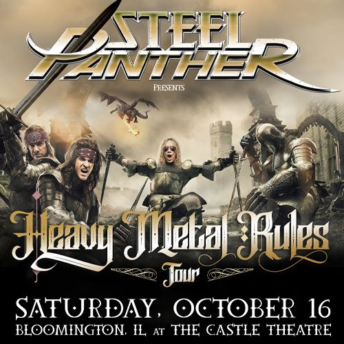 Steel Panther: