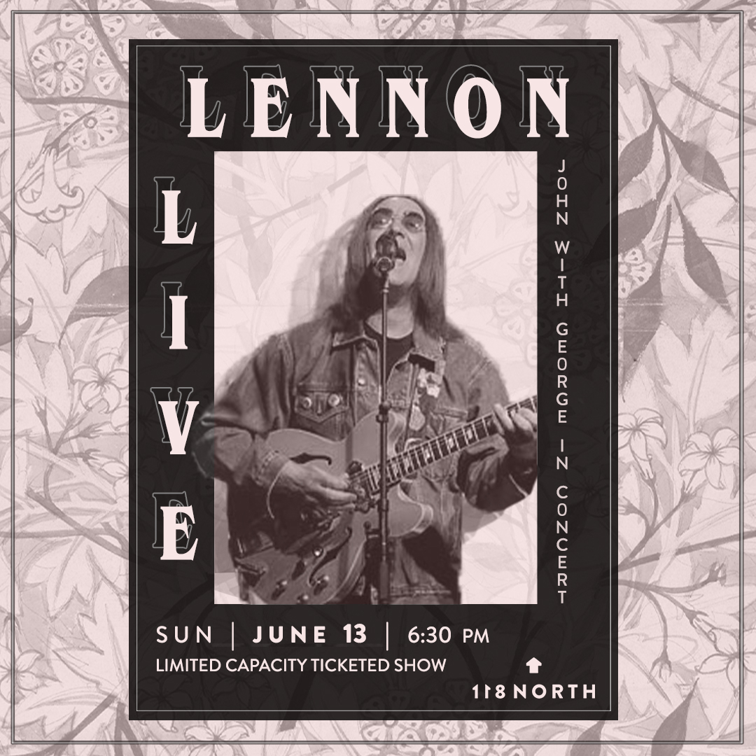 Lennon Live Presents: John With George: Main Image