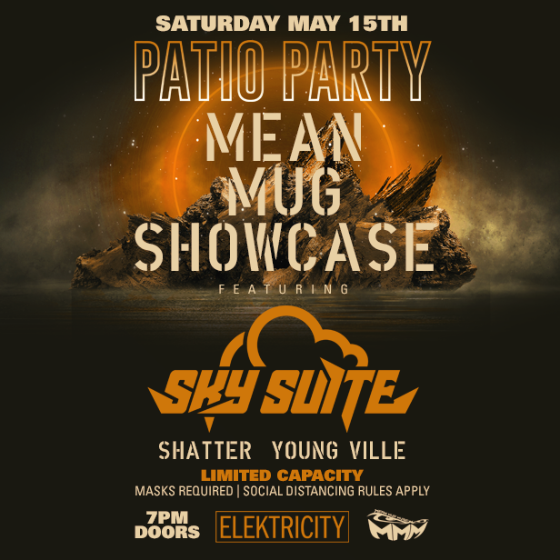 MEAN MUG SHOWCASE W/ SKY SUITE: Main Image