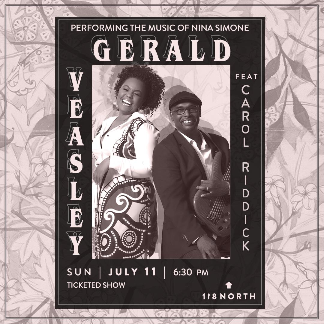 The Music of Nina Simone ft. Carol Riddick + Gerald Veasley: