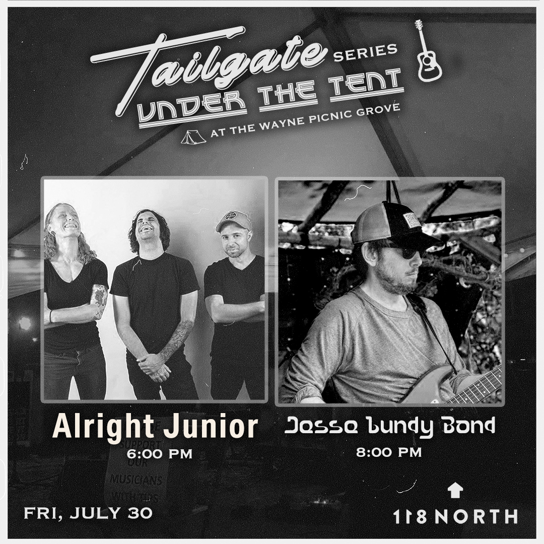 Jesse Lundy Band + Alright Junior: Main Image