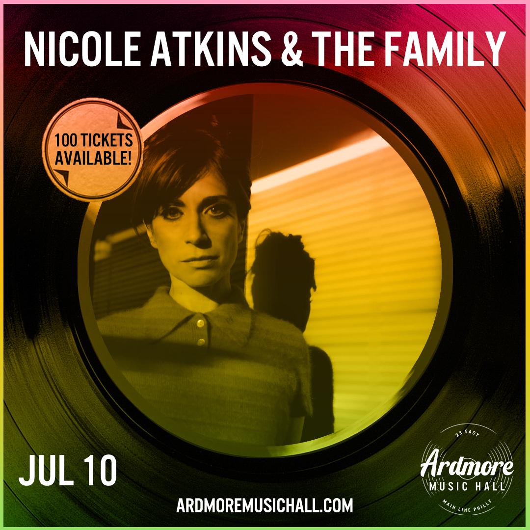 Nicole Atkins & The Family: Main Image