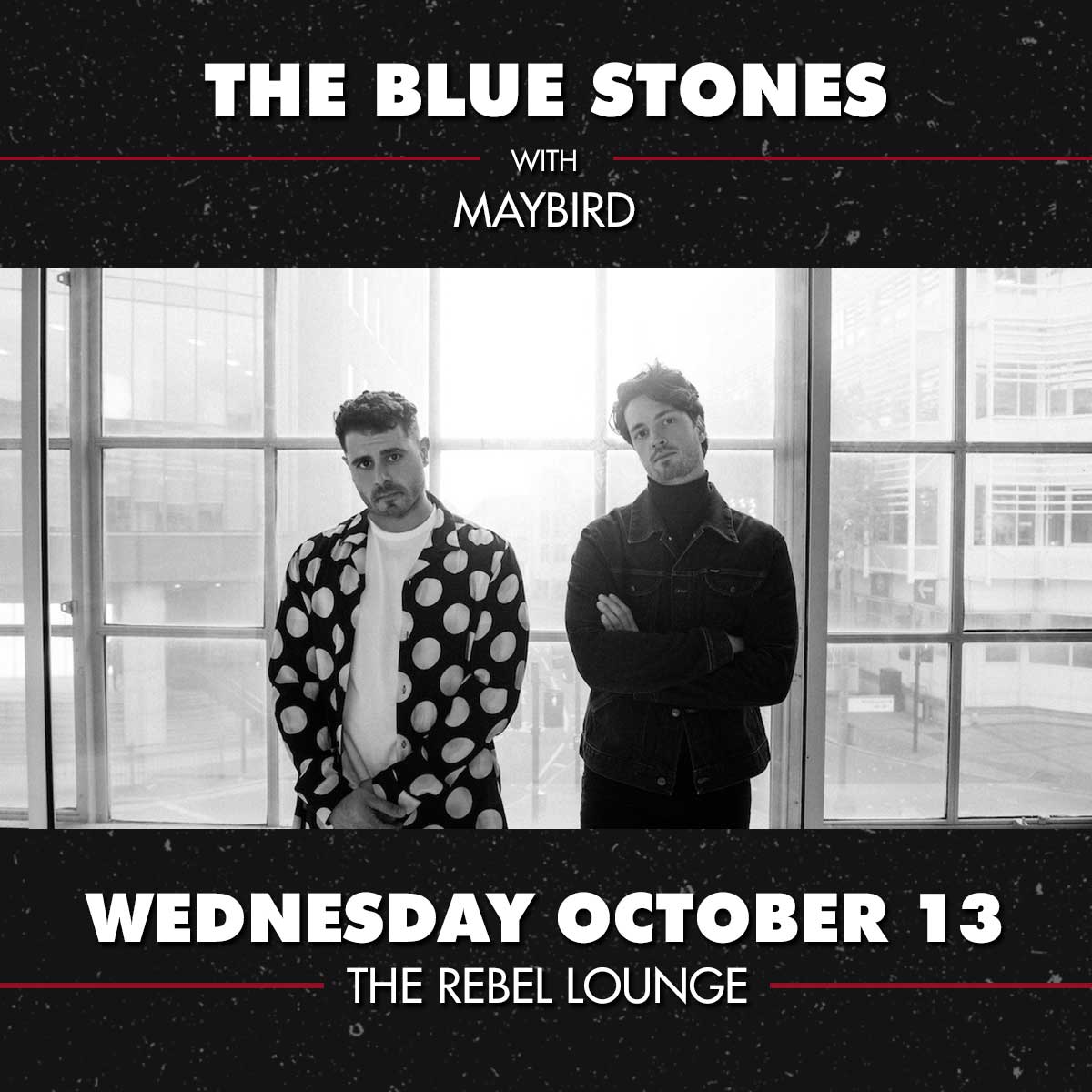 THE BLUE STONES: