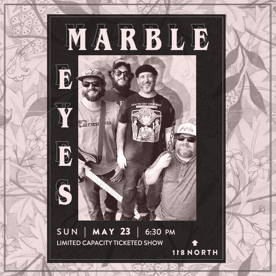 Marble Eyes: members of Pink Talking Fish, Kung Fu, & more: Main Image