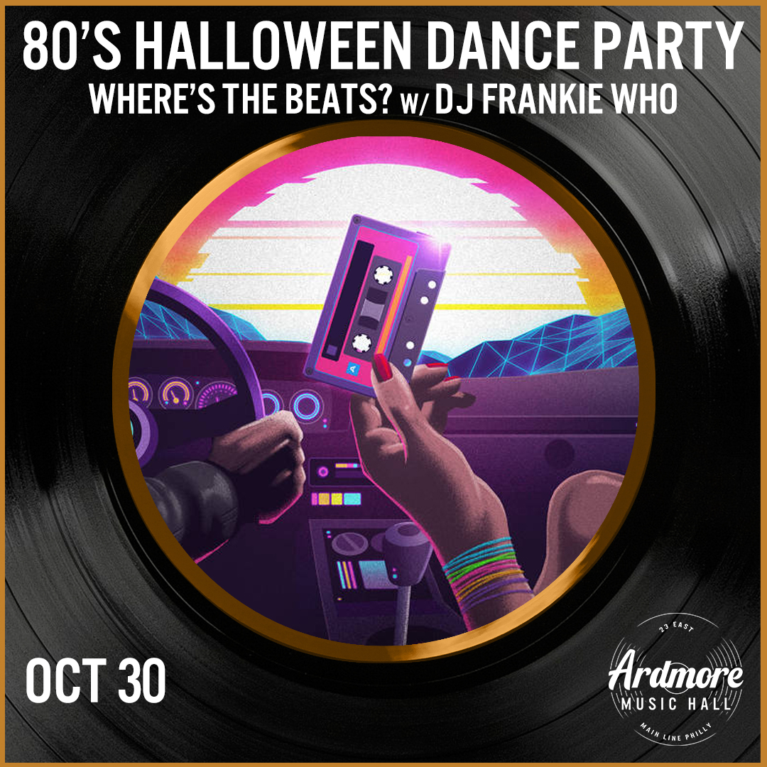 * Moved to 118 North * Where's The Beats? - 80's Dance Party: