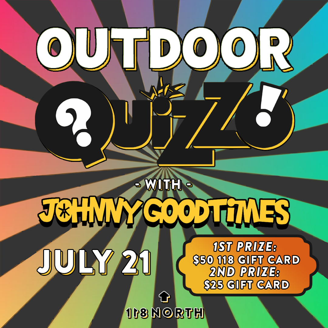 Outdoor Quizzo with Johnny Goodtimes: Main Image