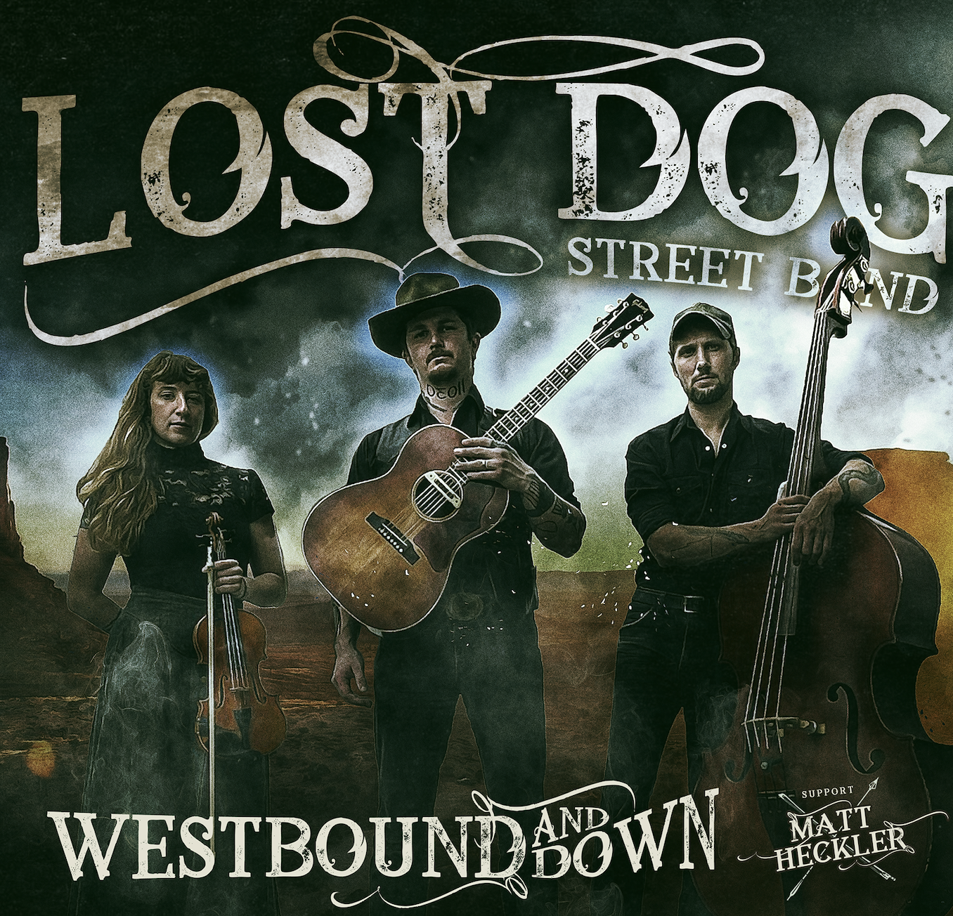Lost Dog Street Band: