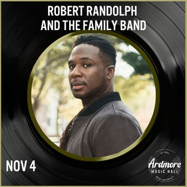 ** Cancelled - Robert Randolph and the Family Band-img