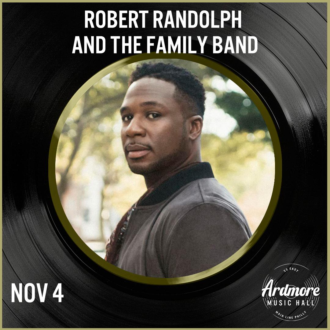Robert Randolph and the Family Band:
