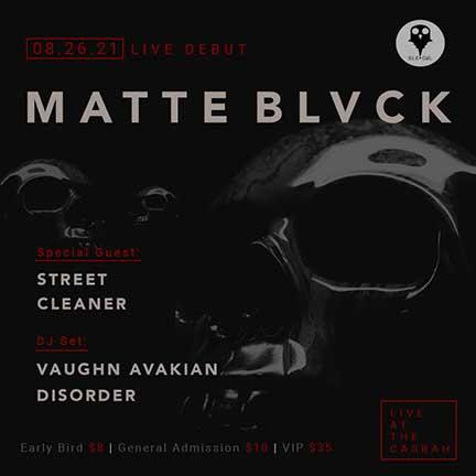 Matte Blvck:
