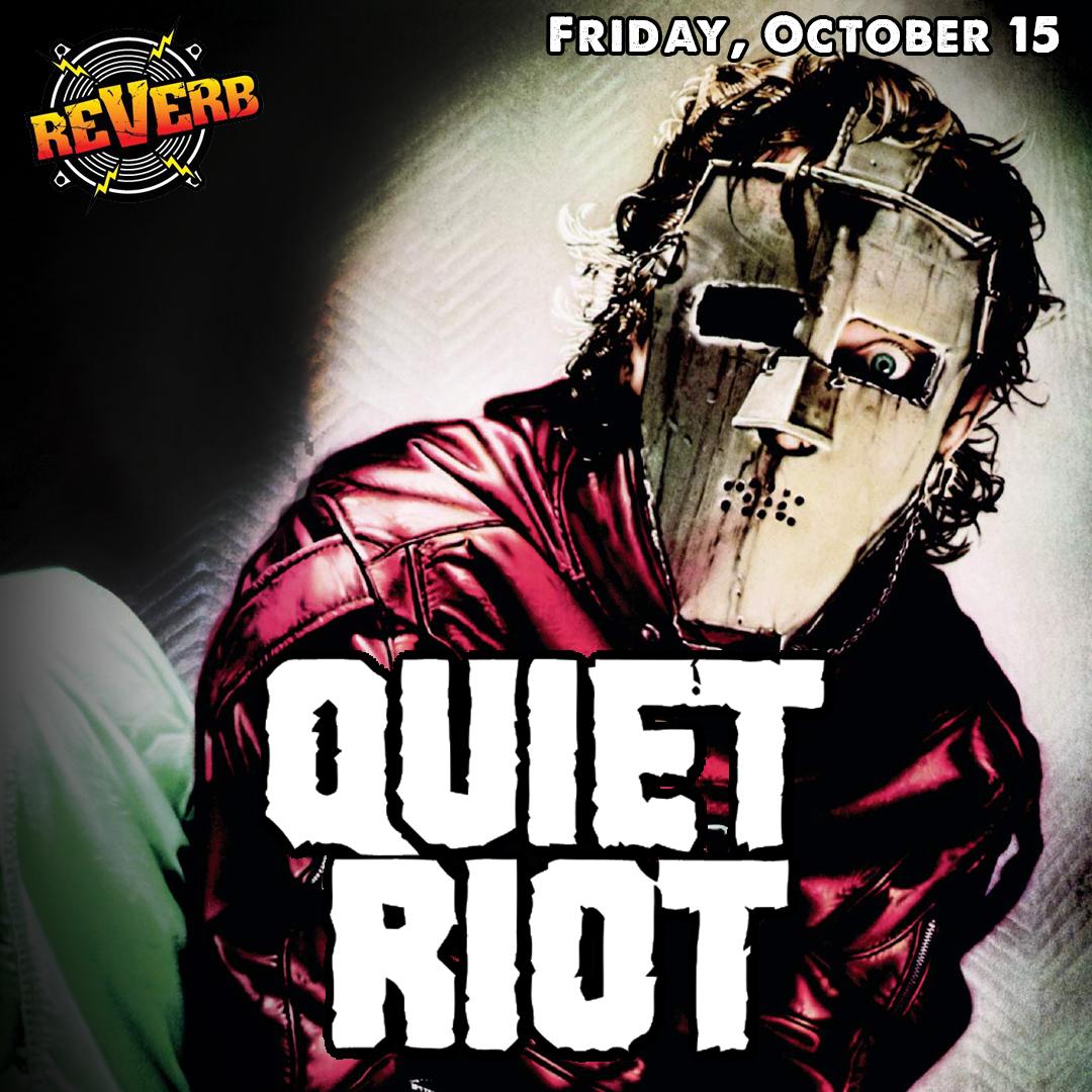 Quiet Riot: Main Image