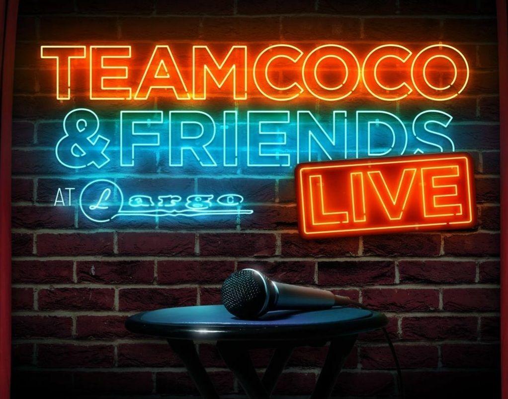 TEAM COCO LIVE: