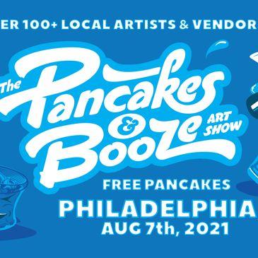 The Pancakes & Booze Art Show-img
