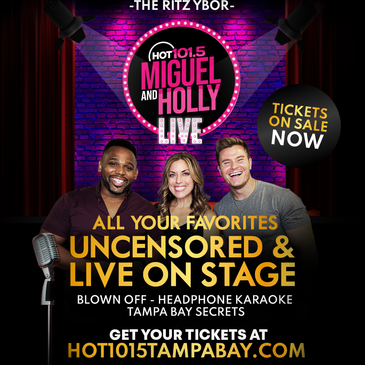 Miguel & Holly LIVE!-img