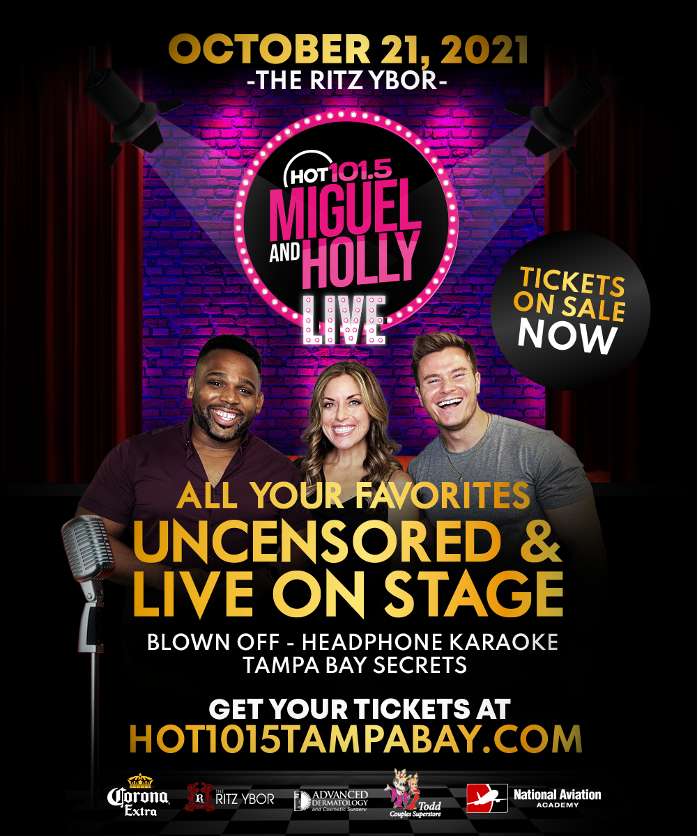 Miguel & Holly LIVE!: