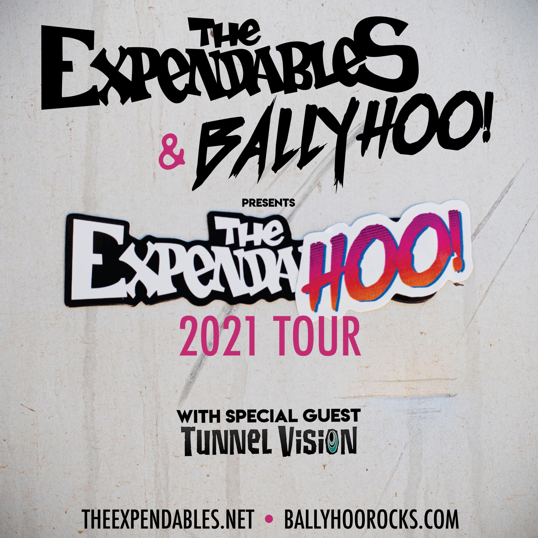 The ExpendaHoo! 2021 Tour: